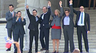 Supreme Court gay marriage victory