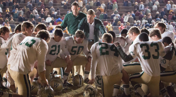 Could 'Woodlawn' help bring racial reconciliation?