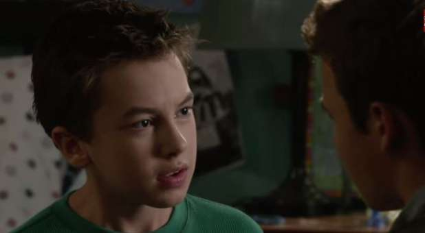 Hayden Byerly as Jude in ABC Family's 'The Fosters.'
