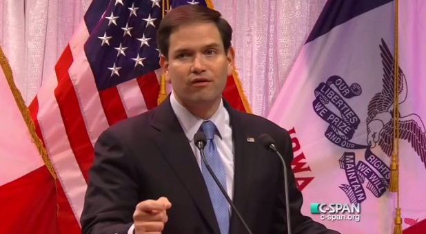 Marco Rubio Speaking at the Iowa Faith & Freedom Summit