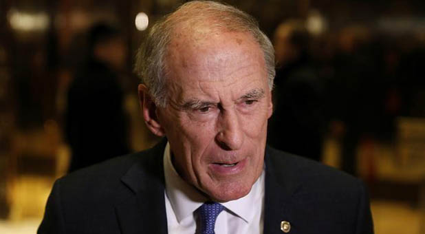 Director of National Intelligence-designate Dan Coats