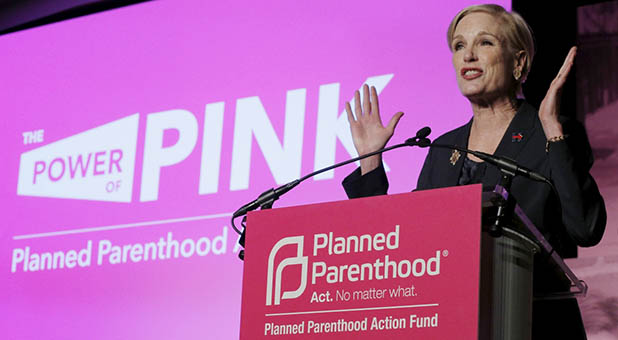 PPFA President Cecile Richards