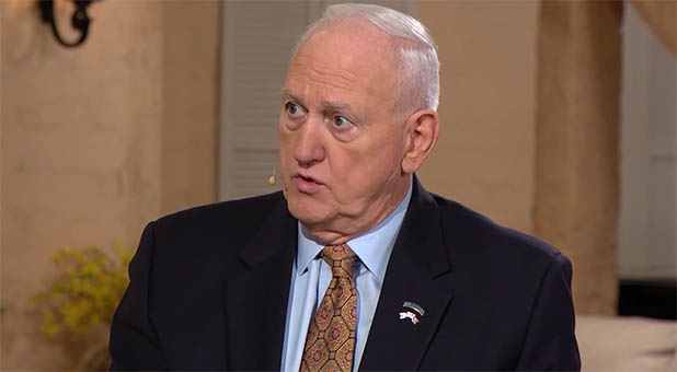 Army Lt. Gen. Jerry Boykin (ret.), Vice President of Family Research Council