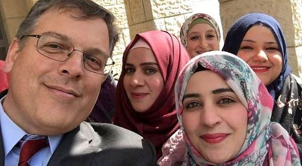 U.S. Consul General of Jerusalem Donald Blome
