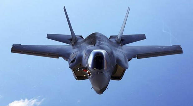 F-35 Joint Strike Fighter Plane