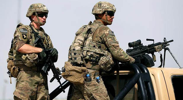 U.S. Military Soldiers
