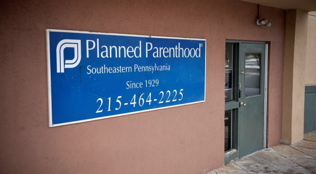 A Planned Parenthood Clinic