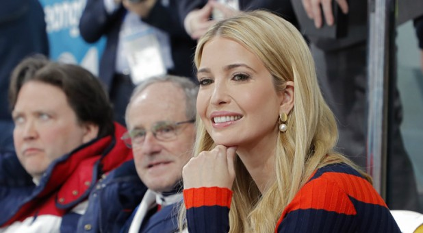 President Donald Trump's daughter and senior White House adviser, Ivanka Trump