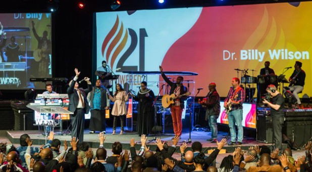 Evangelists from around the world and various Spirit-empowered denominations and ministries gathered in Johannesburg, South Africa to launch the Empowered21 Global Evangelist Alliance (GEA), chaired by Evangelist Daniel Kolenda, president and CEO of Christ for the Nations.