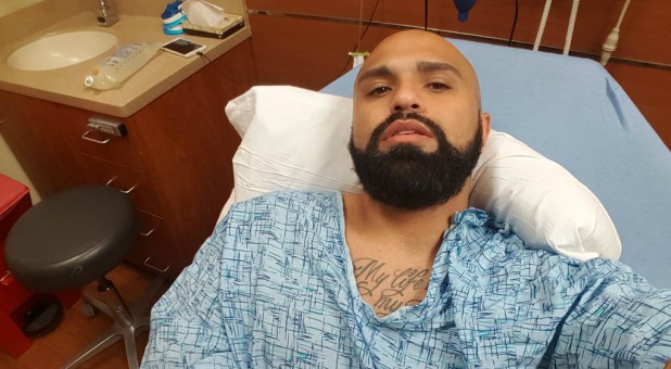 Pulse survivor Luis Javier Ruiz