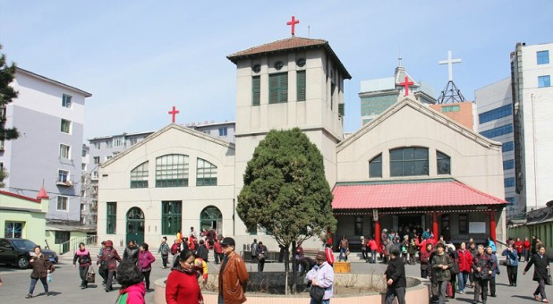 "Chinese churches ""have become more careful in who they allow in,"" a local source said. ""Newcomers are first questioned by the pastor."""