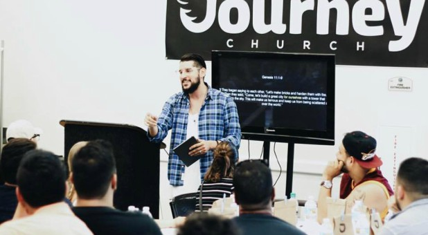 Journey Church Orlando Pastor J.J. Vasquez