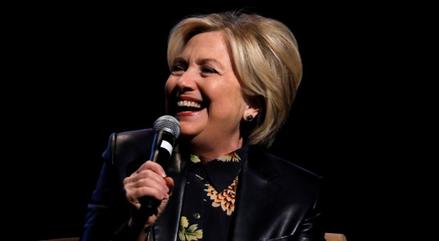 Former U.S. Secretary of State and 2016 Democratic presidential nominee Hillary Clinton